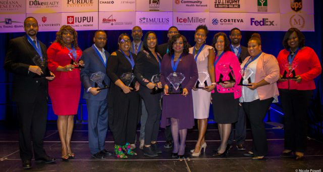 TOP MINORITY ACHIEVERS OF INDIANAPOLIS CELEBRATED… FOR LIFE'S WORK, SERVICE AND SCHOLARSHIP