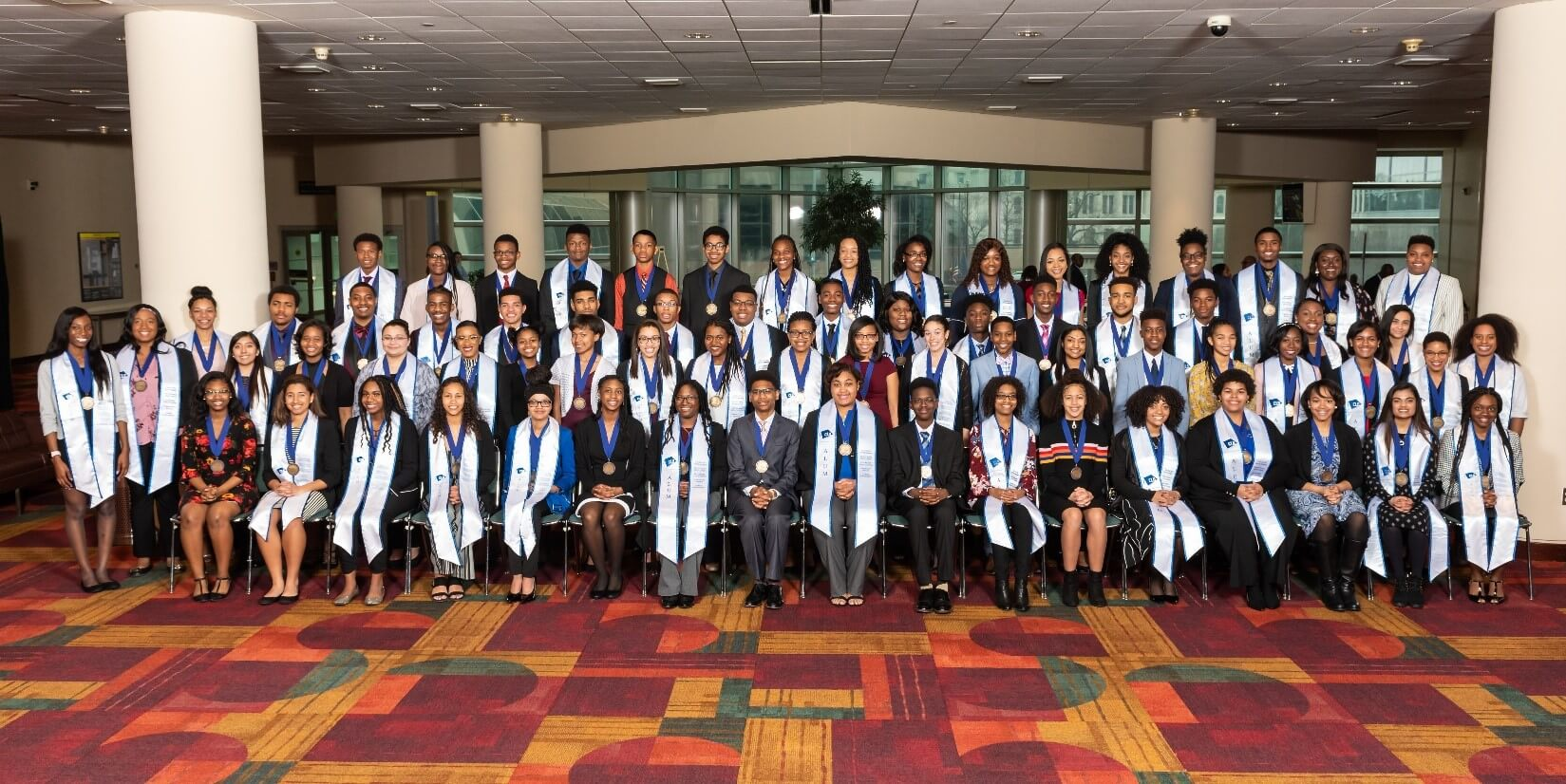 TOP MINORITY ACHIEVERS HONORED; $5.2 MILLION IN SCHOLARSHIPS AWARDED TO 71 YOUTH