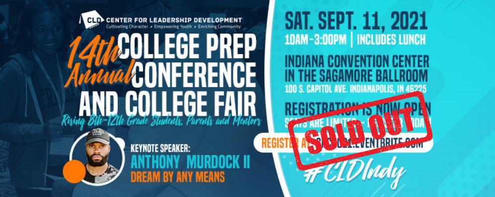 College Prep Conference & College Fair